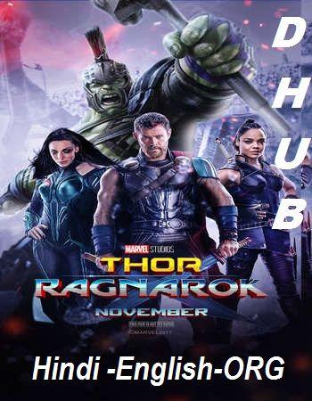 Thor Ragnarok 2017 Hindi English Org 720p Bluray Esubs
