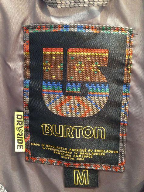 Burton woven - Tokyo