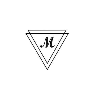 حرف م شعار قوالب تصميم In 2020 Logo Templates Logo Design Free Templates Template Design