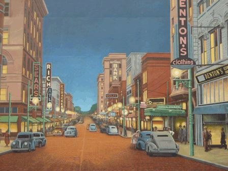 One of many beautiful murals in downtown portsmouth ohio art one of many beautiful murals in downtown portsmouth ohio art downtown pinterest portsmouth ohio and homeland sciox Images