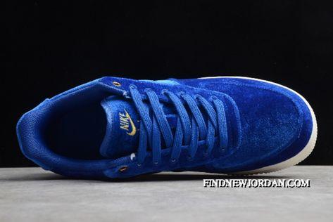 air force 1 velvet blue