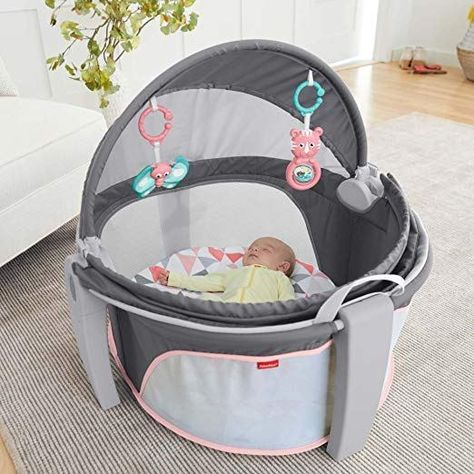 Fisher-Price On-The-Go Girl Baby Dome - Charcoal : TargetYou can find Fisher price and more on our website.Fisher-Price On-The-Go Girl Baby Dome - Charcoal : Target Fisher Price, Baby Dome, Baby Gadgets, Baby Blog, Baby Arrival, Everything Baby, Baby Needs, First Baby, Baby Hacks