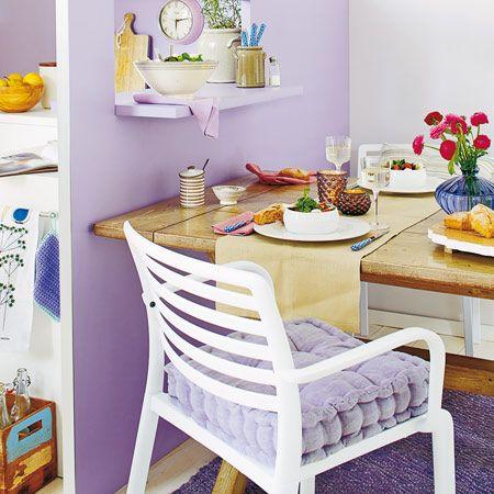 Raumaufteilung Kleine Zimmer clever einrichten Violets, Interiors