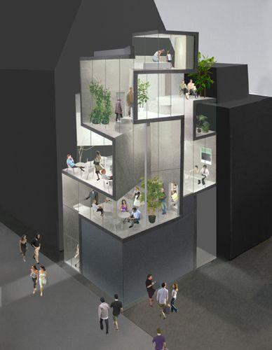 Akihisa Hirata Gallery S Architectural Models