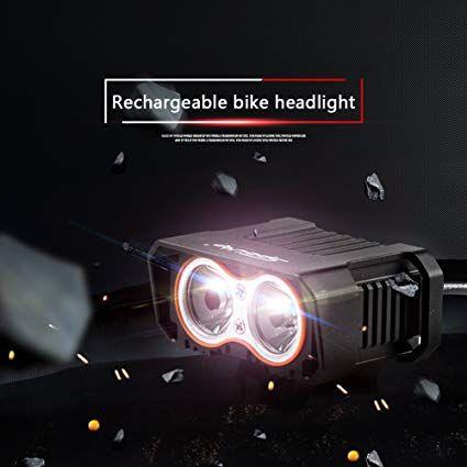 Spolite Bike Light Powerful Lumens Bicycles Lights Usb