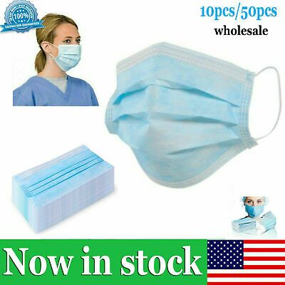 100pcs disposable face mask
