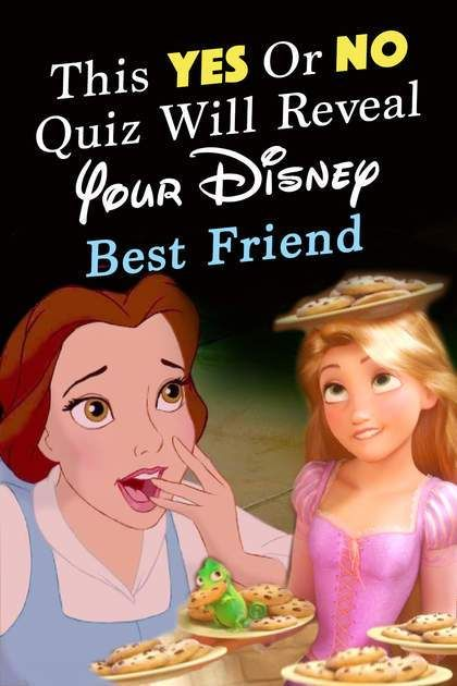 Disney Personality Quiz: Do you know who your Disney best friend for life is? We can tell you if you answer these personality based questions! Is your BFF Belle or Rapunzel? Find out now!