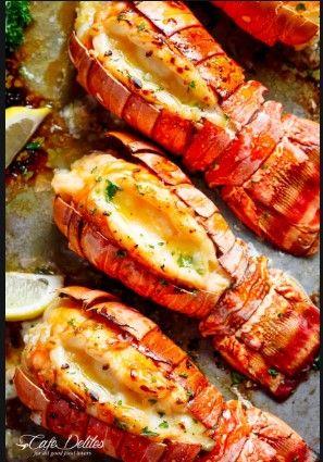 Super Frozen Food Resep Lobster Resep Makanan Resep Ikan