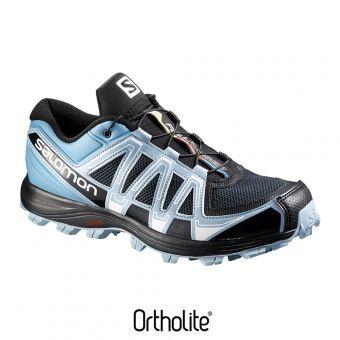 Chaussures trail femme FELLRAISER blue/blue gum/antartic