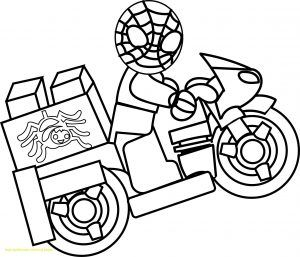 Printable Spiderman Coloring Pages Easy And Fun Free Coloring Sheets