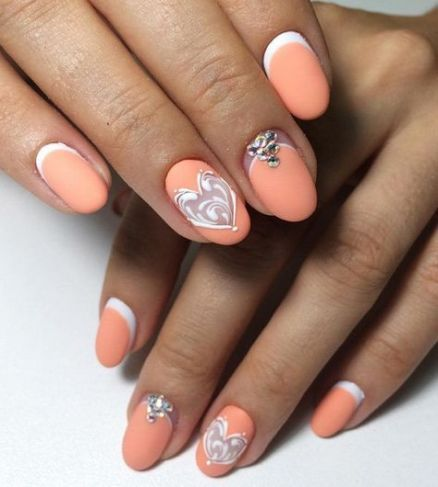 New Nails Long Oval Shape 57 Ideas Oval Nails Oval Nails Designs