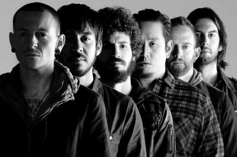 Linkin Park -Chester Bennington, Mike Shinoda, Rob Bourdon, Joe Hahn, Phoenix, Brad Delson