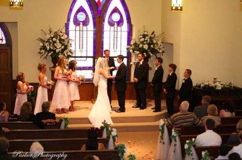 8 Wedding Chapels in DFW - Historic and Modern Wedding ...