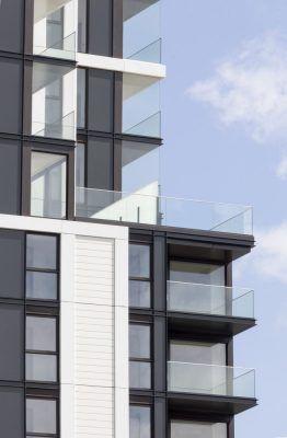 The Waterman On Greenwich Peninsula E Architect Greenwich Peninsula Brick Architecture Building Exterior