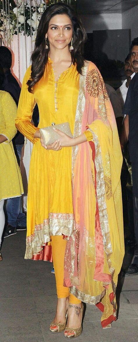 Deepika  #yellow #bollywood #cool #hot #sexy #beautyful #rk