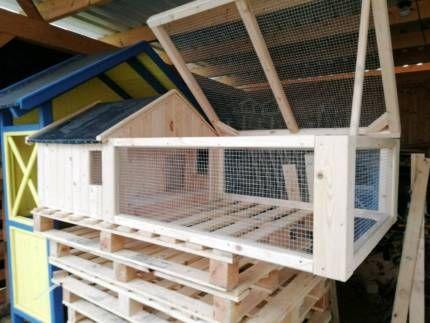 Meerschweinchen Stall Mit Auslauf Zu Verkaufen Meerschweinchen