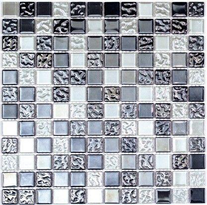 Resultat De Recherche D Images Pour Brico Depot Mosaique De Verre Carreaux Mosaique Mosaique Carrelage Mosaique