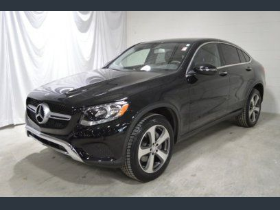 Used 2017 Mercedes Benz Glc 300 4matic Coupe Bedford Oh 44146