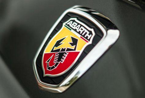 Abarth Emblem Automotive Logo Car Logos Red Shield