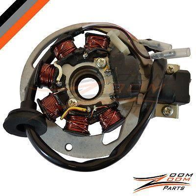 2001 2006 Polaris Sportsman 90 Magneto Stator Charging Coil 90cc Atv Quad New Zoom Zoom Parts 90cc Atv Atv Quads Atv