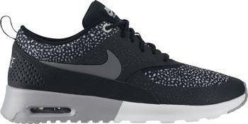 8cb9e0e9d9b Heren Nike Air Max Thea Dames Premium Zwart Middengrijs/Wit Nieu ...