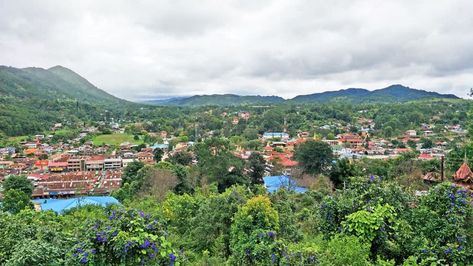 The Shan - I want to go here now because of Top Gear, it looks