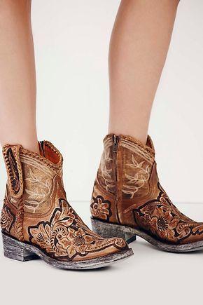 Queenwood Western Boot