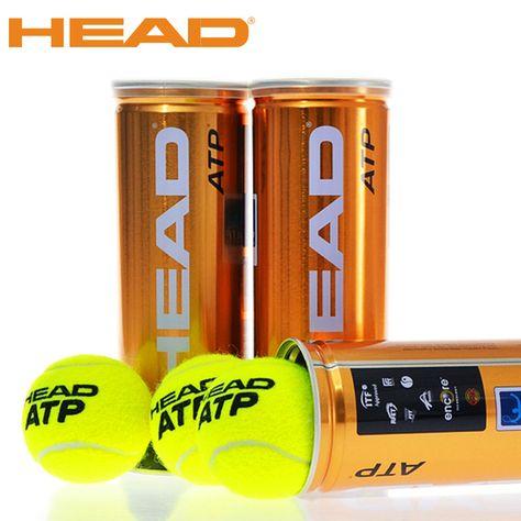 3 Tubes Lot Head Atp Tennis Balls Official Tennis Balls Of The London Master Atp Tennis Tennis Balls Ball