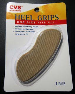 Loose-fitting heels? Easy fix. | Heel