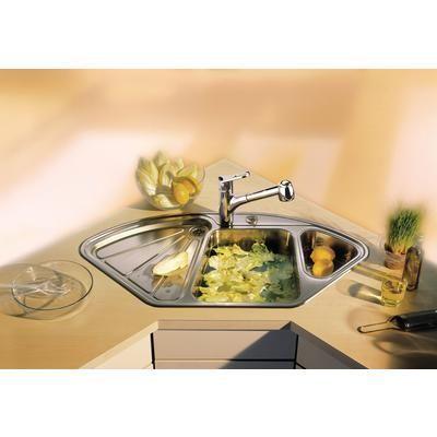 35 Best Inspiring Corner Kitchen Sink Cabinet Designs Ideas For Home Corner Sink Kitchen Corner Sink Kitchen Sink