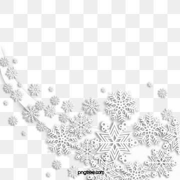Snowflake Border Paper Background Design Abstract Paper Christmas Snowflakes Paper
