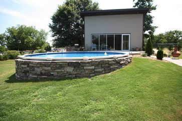 Great Above Ground Swimming Pool Ideas Of What Above