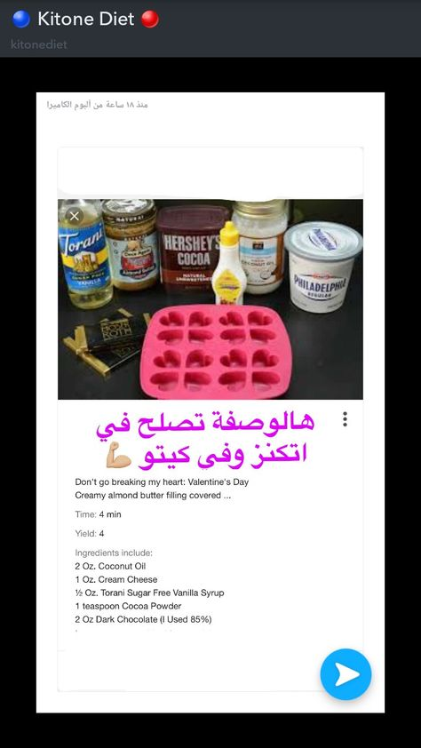 Pin By Dodi On برنامج دايت Sugar Free Vanilla Syrup Low Carbohydrate Recipes Keto Recipes