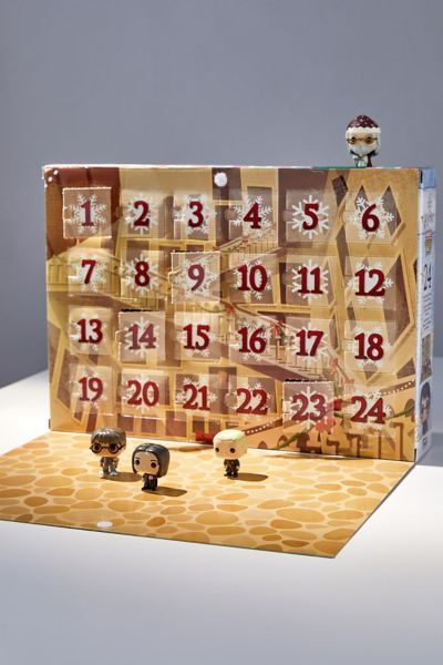 Harry Potter Christmas In The Wizarding World Advent Calendar Preorder Merchoid Harry Potter Advent Calendar Advent Calendar Calendar Gifts