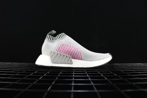 afb296381fb91 NMD PK Boost City Sock BA7187 Scale grey branded women shoes men shoes ladies  shoes lifestyle