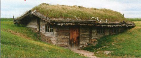 Prairie Dugout House Underground Homes Victorian Homes