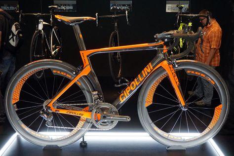 2016 Cipollini NK1K aero road bike