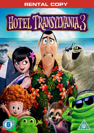 Join Your Favourite Monster Family As They Embark On A Holiday