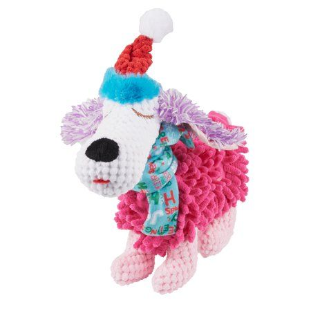 Free Shipping On Orders Over 35 Buy Holiday Time Squeaky Plush