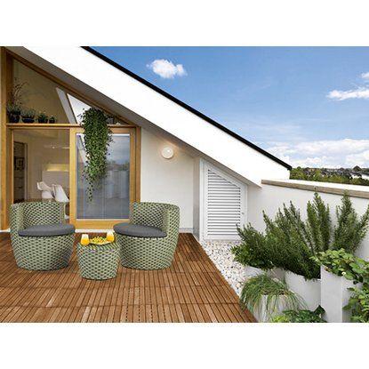 Balkon Gruppe Palo 3 Teilig Kaufen Bei Obi Gartenmobel Sets Lounge Gartenmobel Obi