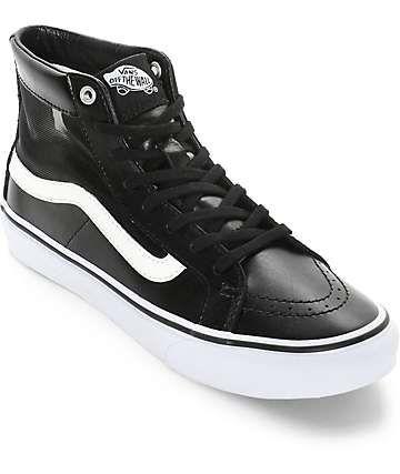 3cad664a071904 Vans Sk8 Hi Slim Ombre Floral Shoes (Womens)