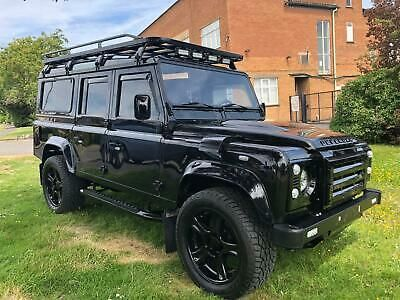 1992 Land Rover Defender 110 County Station Wago Leather Suede 7 Seater Landrover Defender 110 Csw 200 Land Rover Defender Defender 110 Land Rover Defender 110