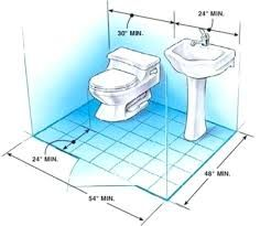 Image Result For Smallest Powder Room Dimensions Small Half