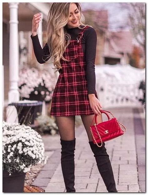 43 Wonderful Fall Dress Ideas For Teens In 2019