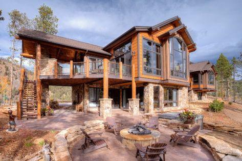 25 Amazing Mountain Houses
