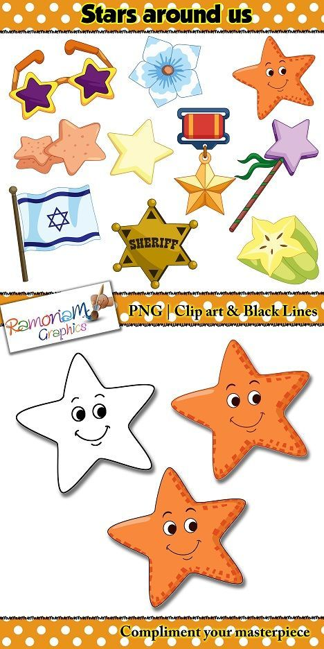 Shapes 2d Star Clip Art In Real Life A Shapes Clip Art Set Containing A Variety Of Items That Are Stars Abc Coloring Pages Shapes Activities Shapes For Kids Star shape preschool worksheets