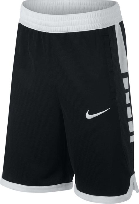 nike dry elite stripe basketball shorts