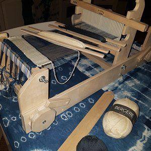 Pousicat51 Ha Anadido Una Foto De Su Compra Heddle Loom Loom Weaving Loom Projects