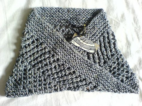 Ravelry Project Gallery For Mobius Scarf Pattern By Emma King