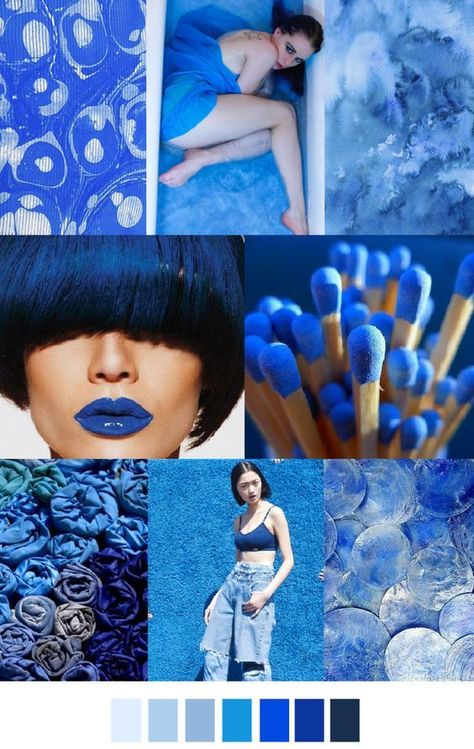 Trend # Cool Coastline - 50 shades of blue!